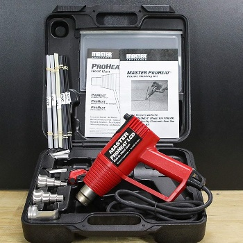 Master Appliance ProHeat Series Plastic Welding Kit
