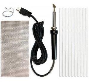 Poly Welder Pro 200 Watt Plastic Repair Kit