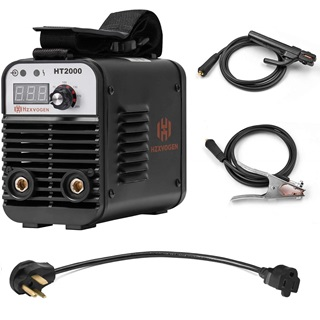 HZXVOGEN 110/220V Welder Dual Volt Arc Stick Welding Machine