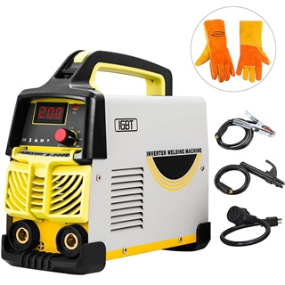 SIMDER Arc Welder Dual Voltage 110V-220V IGBT Inverter DC Welding Machine