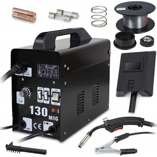 Super Deal PRO Commercial MIG 130 AC