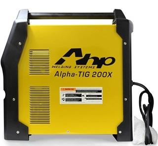 2018 AHP AlphaTIG 200X 200 Amp IGBT AC DC Tig/Stick Welder