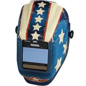 Jackson Safety Insight Variable Auto Darkening Welding Helmet