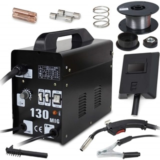 Super Deal PRO Commercial MIG Wire Feed Welder