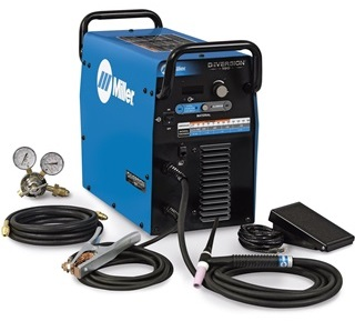 TIG Gas Tungsten Arc Welding (GTAW)