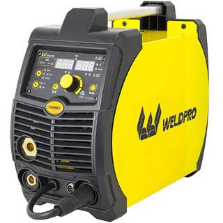 2020 Weldpro 200 Amp Inverter Multi Process Welder