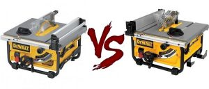 DeWalt DW745 vs DWE7480: Head to Head Comparison!