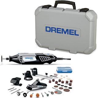 Dremel 4000-4/34 Variable Speed Rotary Tool Kit