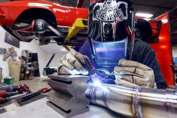 Best welder for auto body work