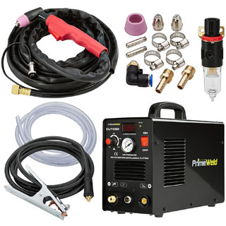 PrimeWeld Cut50D 50A Air Inverter Plasma Cutter