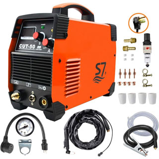 S7 Cut50 50A Inverter IGBT Plasma Cutter