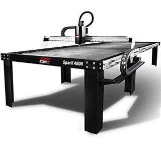 STV Motorsports SparX 4400 CNC Plasma Table