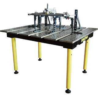 Strong Hand Tools BuildPro Modular Welding Table