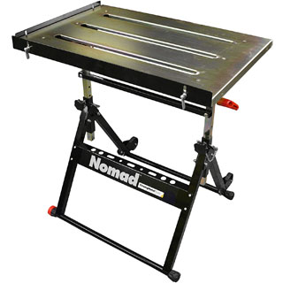 Strong Hand Tools, Nomad, Steel Welding Table