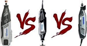 Dremel 8220 vs. 4000 & 4300: Breaking the Three-Way Deadlock!