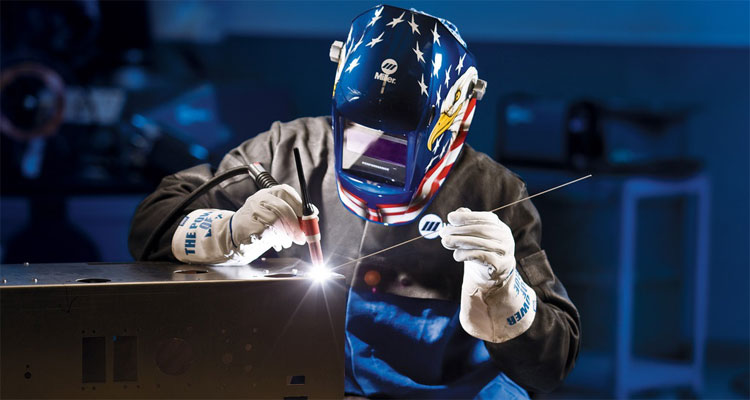 Best Miller welding helmet
