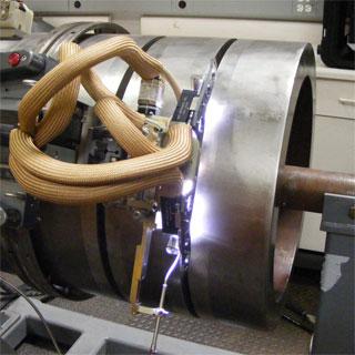 Applications of orbital welding