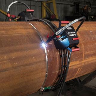 Automatic orbital welding