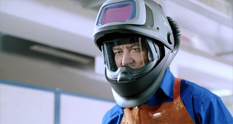 Types of welding helmets