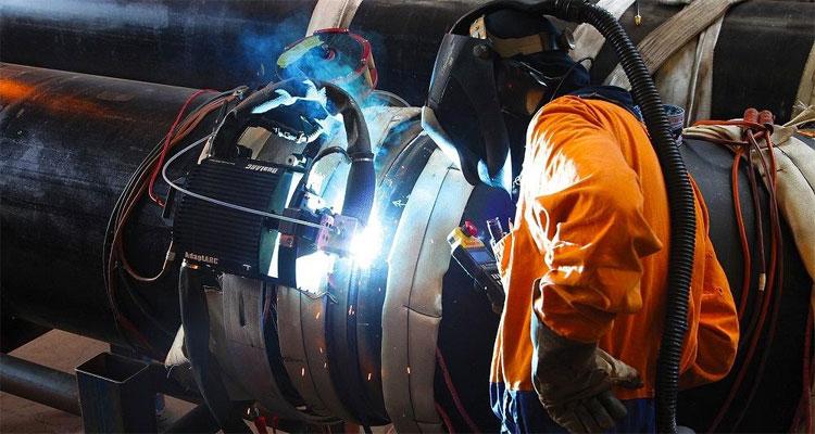 What is orbital welding