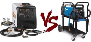 Hobart 140 Vs. Miller 141: Which Welder Is Better?